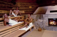 Sauna in der DRIBURG THERME